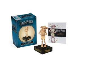 Harry Potter Talking Dobby and Collectible Book de Running Press