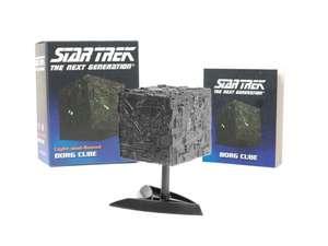 Star Trek: Light-and-Sound Borg Cube de Chip Carter