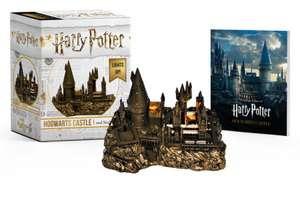 Harry Potter Hogwarts Castle and Sticker Book: Lights Up! de Running Press