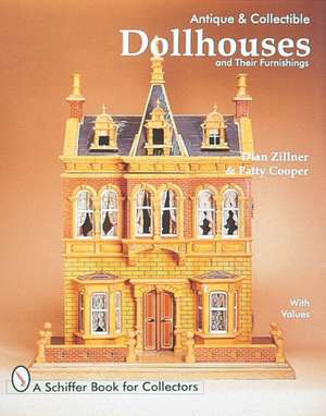 Antique and Collectible Dollhouses and Their Furnishings imagine