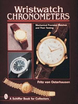 Wristwatch Chronometers imagine