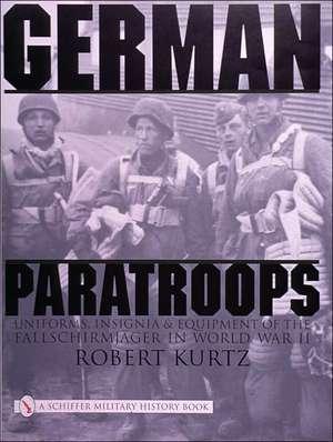 German Paratroops imagine