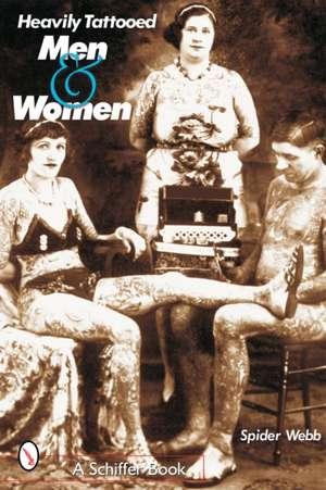 Heavily Tattooed Men & Women imagine