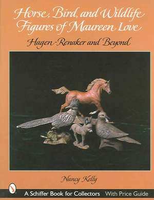 Horse, Bird, and Wildlife Figures of Maureen Love imagine