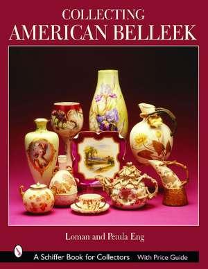 Collecting American Belleek de Loman Eng