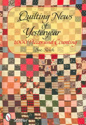 Quilting News of Yesteryear imagine