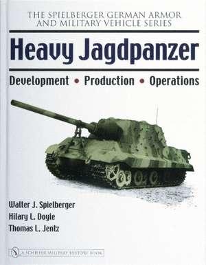 Heavy Jagdpanzer imagine