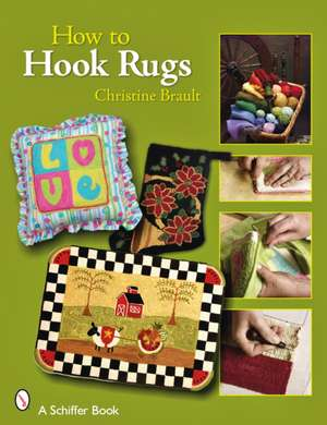 How to Hook Rugs imagine