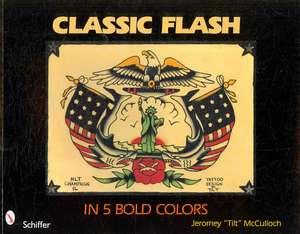 Classic Flash in Five Bold Colors imagine