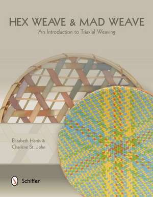 Hex Weave & Mad Weave imagine