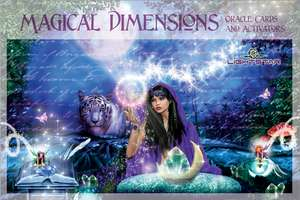 Magical Dimensions Oracle Cards and Activators de Lightstar