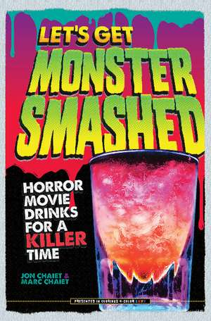 Let's Get Monster Smashed