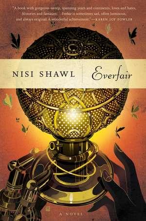 Everfair de Nisi Shawl