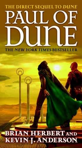 Paul of Dune de Brian Herbert