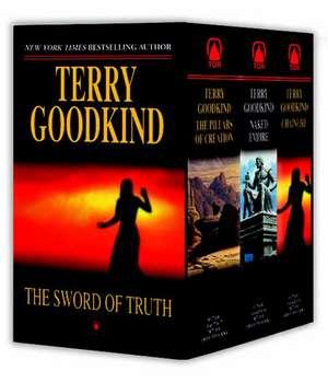 The Sword of Truth Set #03, Books 7-9 de Terry Goodkind