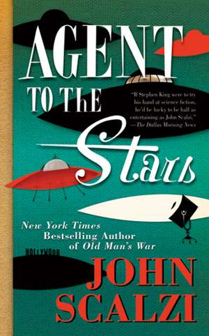 Agent to the Stars de John Scalzi