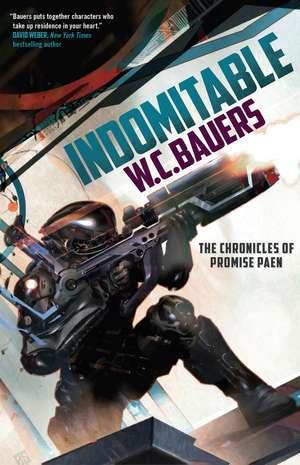 Indomitable de W. C. Bauers