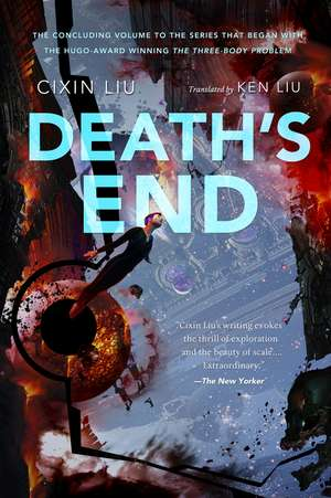 Death's End de Cixin Liu