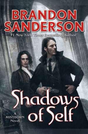 Shadows of Self de Brandon Sanderson