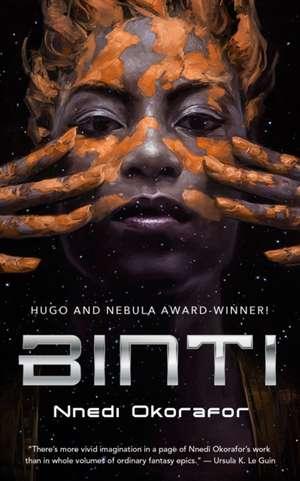 Binti de Nnedi Okorafor