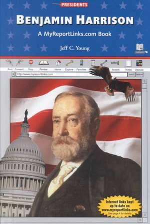 Benjamin Harrison de Jeff C. Young