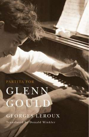 Partita for Glenn Gould