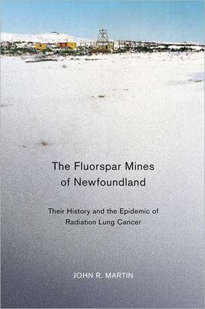 The Fluorspar Mines of Newfoundland