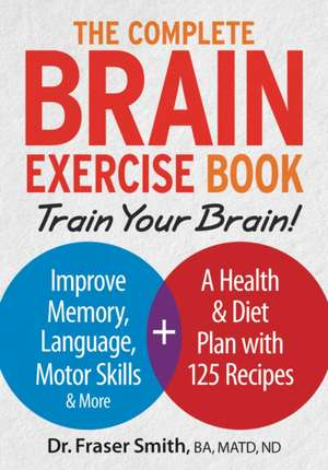 The Complete Brain Exercise Book imagine