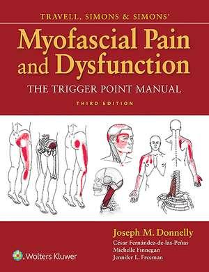 Travell, Simons & Simons' Myofascial Pain and Dysfunction imagine