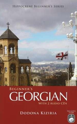 Beginner's Georgian with 2 Audio CDs