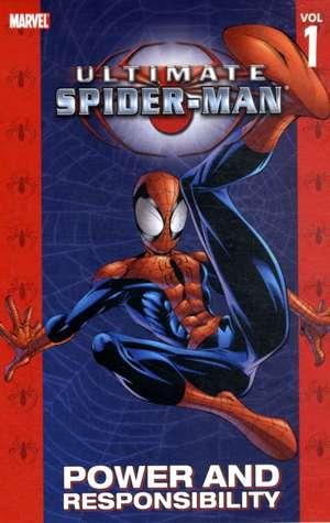 Ultimate Spider-man Vol.1: Power & Responsibility imagine