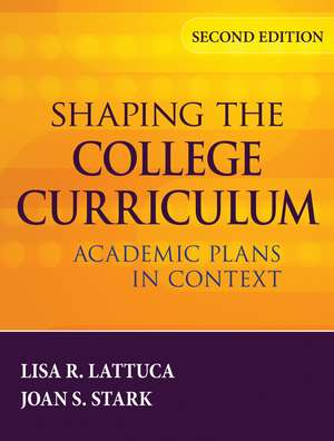 Shaping the College Curriculum imagine