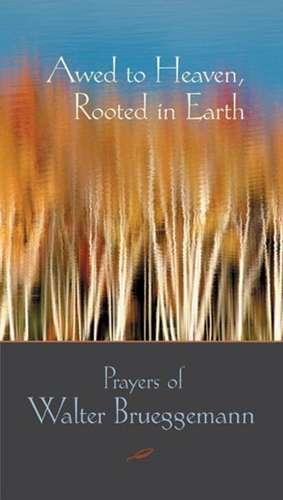 Awed to Heaven, Rooted in Earth de Edwin Brueggemann
