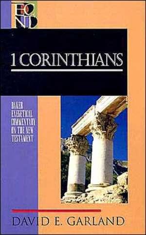 1 Corinthians de David E. Garland