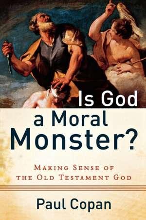 Is God a Moral Monster? imagine