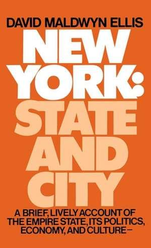 New York de David Maldwyn Ellis