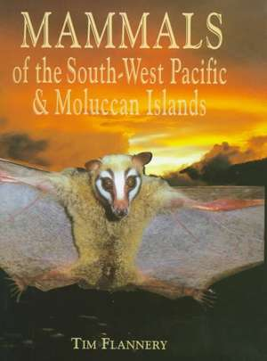 Mammals Of The South-west Pacific And Moluccan Isl