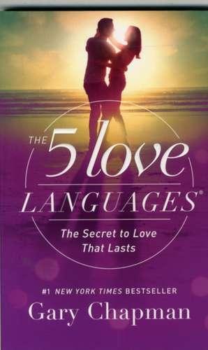 The 5 Love Languages de Gary Chapman