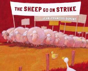 The Sheep Go on Strike