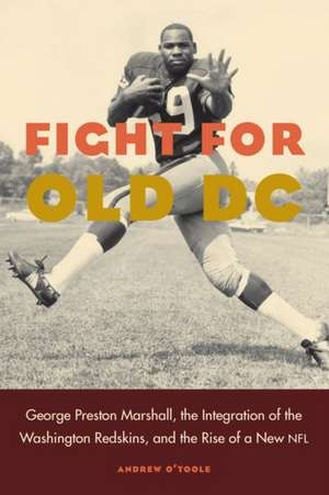 Fight for Old DC imagine