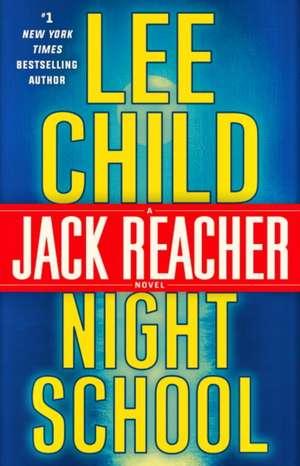 Night School de Lee Child