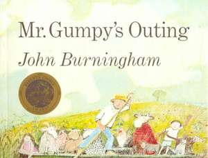 Mr. Gumpy's Outing