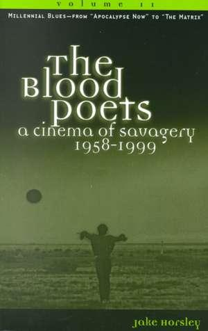 The Blood Poets de Jake Horsley