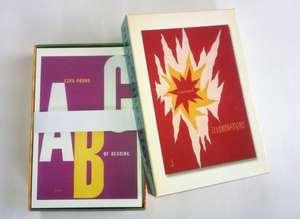 Alvin Lustig – For New Directions – 50 Postcards imagine