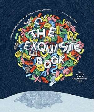 The Exquisite Book
