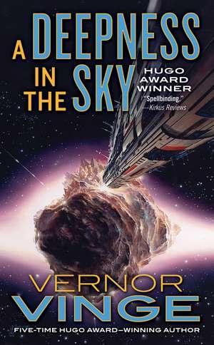 A Deepness in the Sky de Vernor Vinge