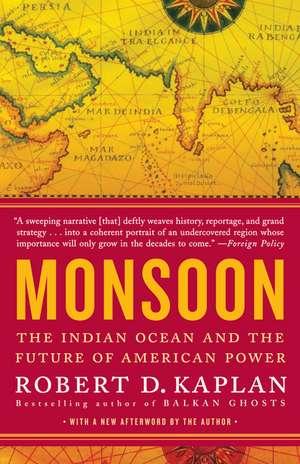 Monsoon de Robert D. Kaplan