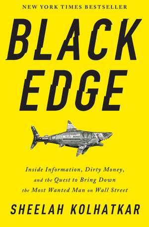 Black Edge de Sheelah Kolhatkar