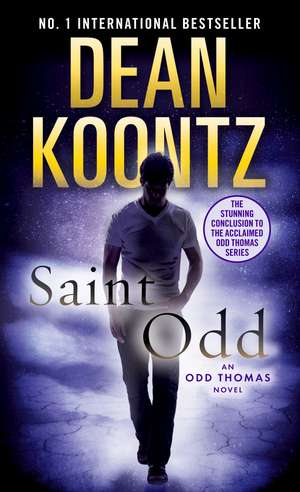 Koontz, D: Saint Odd de Dean Koontz