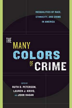 The Many Colors of Crime imagine